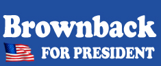 Brownback for President