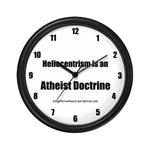 Heliocentrism Clock