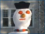 YouTube Snowman
