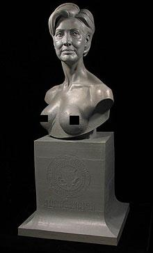 Clinton Bust - Censored