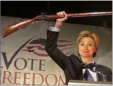 Hill\'ry\'s Got a Gun